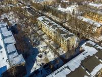 Samara, Yeroshevskogo st, house 55. Apartment house