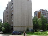 Samara, Yeroshevskogo st, house 72. Apartment house