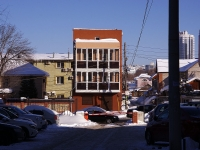 Samara, st Zhukovsky, house 2/СТР. building under construction