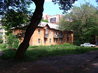 neighbour house: st. Kurortnaya, house 6. Apartment house