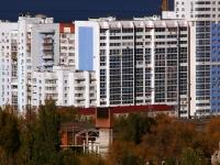 Samara, Karl Libknekht st, house 4. Apartment house