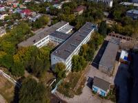 Samara, st Koltsevaya, house 163. university