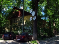 neighbour house: st. Korabelnaya, house 6. Apartment house