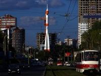 "萨马拉市, 博物馆 ""Самара Космическая"", Lenin avenue, 房屋 21"