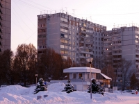 neighbour house: avenue. Lenin, house 11. Apartment house