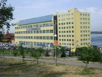 соседний дом: ул. Лесная, дом 23 к.100. офисное здание