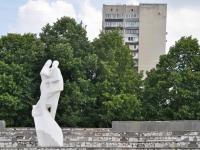 Самара, скульптура
