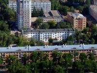"""Samara, hotel """"На Лесной"""", Lesnaya st, house 4"""