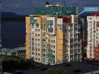Samara, st Lesnaya, house 9. Apartment house