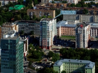 萨马拉市, Lesnaya st, 房屋 11А. 公寓楼