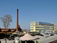 Samara, Lesnaya st, house 23 к.100. office building