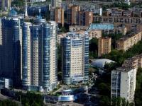 Samara, st Lesnaya, house 31. Apartment house