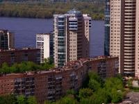 Samara, Lesnaya st, house 31. Apartment house