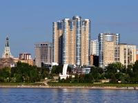 萨马拉市, Lesnaya st, 房屋 33. 公寓楼