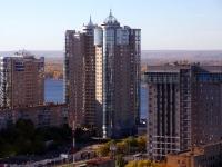 萨马拉市, Lesnaya st, 房屋 35. 公寓楼