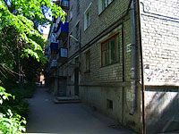 neighbour house: st. Lunacharsky, house 26. Apartment house