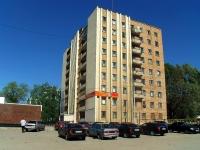 Samara, hostel Общежитие №1 Поволжского государственного колледжа, Lunacharsky st, house 14А