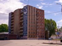 隔壁房屋: st. Lunacharsky, 房屋 14А. 宿舍 Общежитие №1 Поволжского государственного колледжа