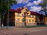 neighbour house: st. Lunacharsky, house 38. Apartment house
