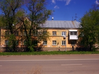 Samara, Lunacharsky st, house 44. Apartment house