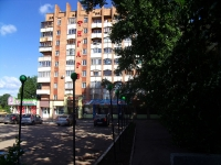 Samara, Lunacharsky st, house 60. Apartment house with a store on the ground-floor