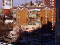 Samara, st Shmidt, house 22. Apartment house