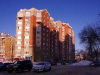Samara, st Shmidt, house 24. Apartment house