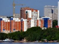 Samara, st Shmidt, house 1. Apartment house