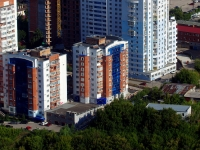 Samara, st Shmidt, house 1 с.1. Apartment house