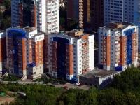 Samara, st Shmidt, house 1 с.2. Apartment house