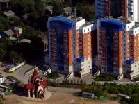 Samara, st Shmidt, house 1 с.4. Apartment house