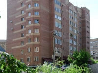 Samara, Lukachev st, house 25. Apartment house