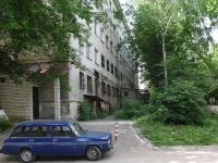 neighbour house: st. Lukachev, house 36А. Apartment house