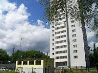萨马拉市, 宿舍 Общежитие СГАУ, Lukachev st, 房屋 46В