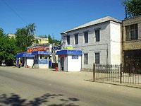Samara, venue Maslennikova, house 7А. office building