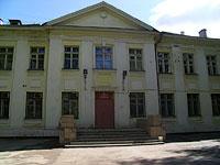 neighbour house: venue. Maslennikova, house 26. trade school Самарское областное училище культуры