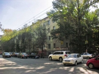 neighbour house: venue. Maslennikova, house 41. Apartment house