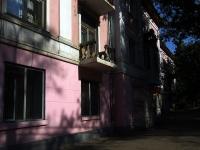 Samara, Maslennikova venue, house 8. Apartment house