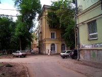 Samara, Maslennikova venue, house 23. Apartment house
