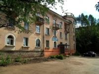 Самара, Масленникова проспект, дом 35. многоквартирный дом