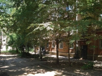 Samara, Maslennikova venue, house 43. Apartment house with a store on the ground-floor