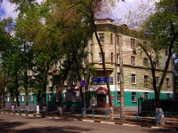 neighbour house: venue. Maslennikova, house 20. Apartment house