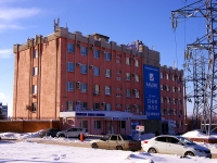 Samara, st Mezhevaya, house 7. office building