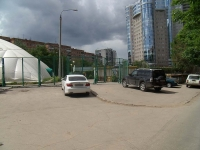 Самара, спортивный комплекс ДЮСШ №1 по большому теннису, улица Ново-Садовая, дом 32А