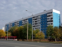neighbour house: st. Novo-Sadovaya, house 339. Apartment house