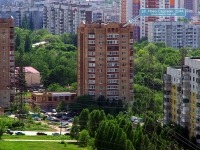 neighbour house: st. Novo-Sadovaya, house 224А. Apartment house