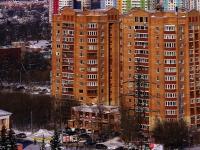 Самара, улица Ново-Садовая, дом 224А. многоквартирный дом