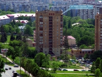 neighbour house: st. Novo-Sadovaya, house 224Б. Apartment house