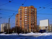 Samara, Novo-Sadovaya st, house 224Б. Apartment house