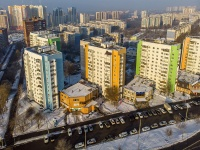 Samara, Novo-Sadovaya st, house 180. Apartment house